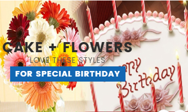 Online Cake and Flowers Delivery